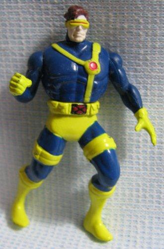 Cyclops X-Men Steel Mutants Diecast Figure