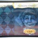 Harry Potter Hermione Grainger Trading Cards 9/116
