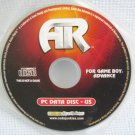 GBA Action Replay Software Disc PC Datel Version 1.20