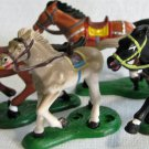 Mounted Horses Medieval Figures  ? Simba ?