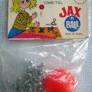 Vintage Jax n Ball Metal Jacks Set MIP