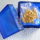 NSFM Piano Student Gold Achievement Pin Pinback 1985