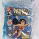 Justice League Wonder Woman BK Kids Promo 2003