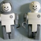 Astronaut Space Figures Toddler Pretend Play Lot