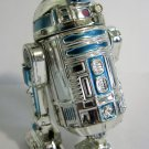 Star Wars Silver Chrome R2-D2 Hasbro 1999