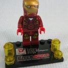 Iron Man Super Hero Mini Figure Brick Block World