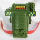 GI Joe Hall of Fame Large Missile Blaster Backpack