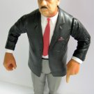 WCW Gene Okerlund Ring Announcer Marvel 1999 Wrestling Loose Action Figures WWF