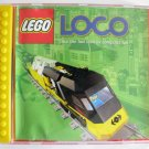 Lego Loco Train Simulation PC Game + Rare Jewel Case