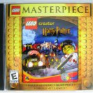 LEGO Masterpiece Creator Harry Potter Game Windows CD