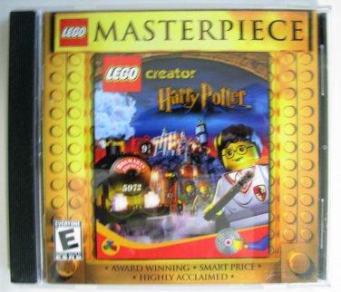 LEGO Masterpiece Creator Harry Potter Game Windows CD