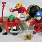 Fisher Price Pirates Lot Boat Cannon