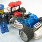 Jack Stone Police Cruiser Custom Lego 4600