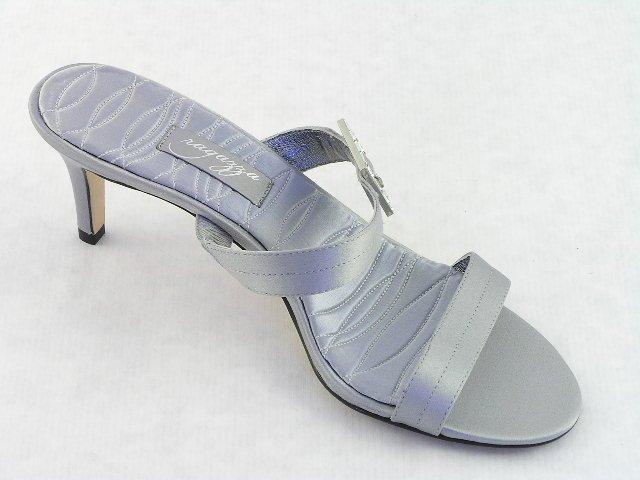 Ragazza Carmel Shimmer Silk Sandals