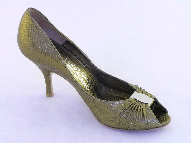 Salvatore Farragamo Tiberia Shoes