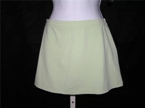 Anne Cole Collection Jade Beach Green Skirt