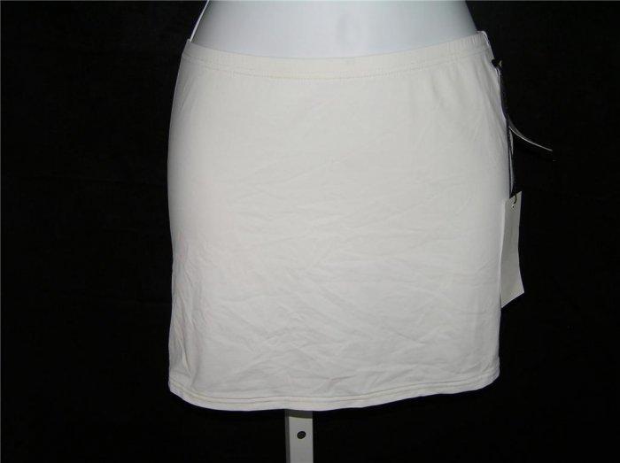 Calvin Klein Coverup White Beach Skirt