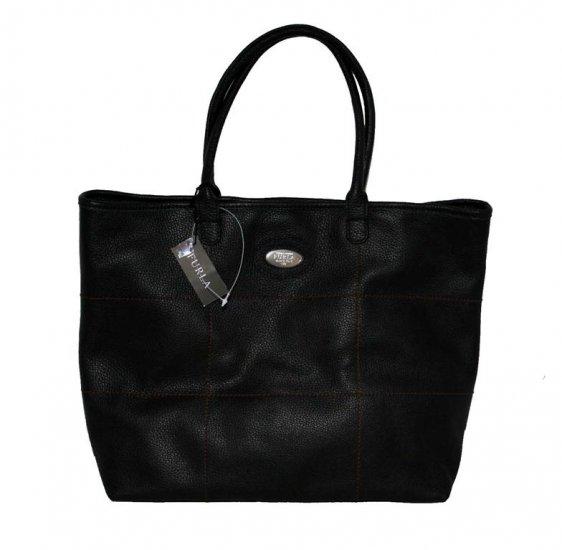 FURLA May Large Shopper Leather Pebble Handbag Bag