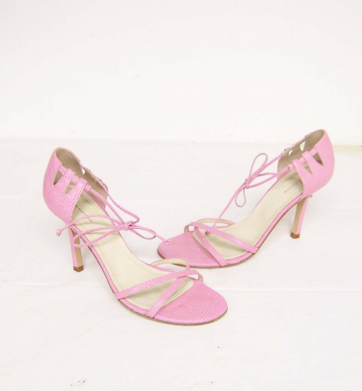 Banana Republic Julianne Pink Sandals - 8.5 NIB