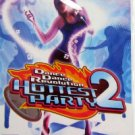 Wii Hottest Party 2 Dance Dance Revolution DDR Game Only