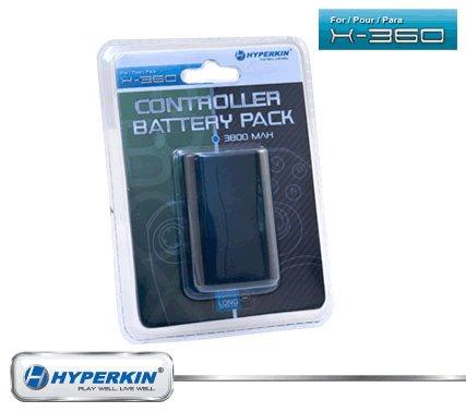 Xbox 360 Hyperkin Controller Battery Pack Black