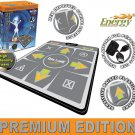 4IN1 Energy High Dense DDR Dance Mat PS/PS2/Xbox//Wii/PC Pad