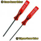 Cross Philip + Trigram Triwing Screwdriver for Wii, DS,NDS