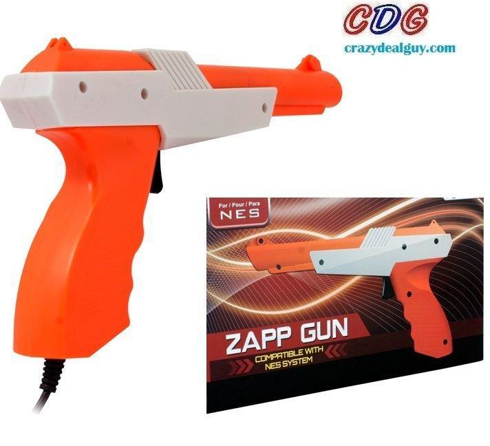 Gun for NES Nintendo Zapper Shooting games as Duck Hunt