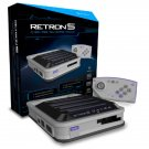 RetroN 5 Gaming Console (Gray) - Hyperkin