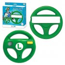 Luigi Racing Wheel for Wii U Mario Kart 8 Brand New