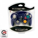Purple Third Party Classic Gamecube Controller Gamepad for GameCube Wii