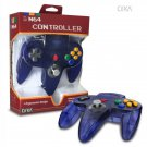 Wired Third Party Nintendo 64 N64 Controller New (Grape Purple)