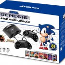 Sega Genesis Classic 81 in 1 Video Game System (2017 Version)