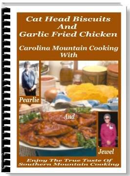 Cat Head Biscuits And Garlic Fried Chicken - eBook