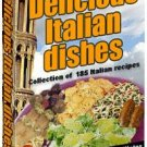 Delicious Italian Dishes - eBook
