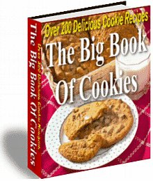 The Big Book Of Cookies - eBook
