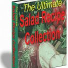 The Ultimate Salad Recipe Collection - eBook