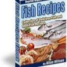 Fish Recipes - Collection of Fish & Shell-Fish Recipes - eBook