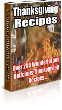 Thanksgiving Recipes - eBook