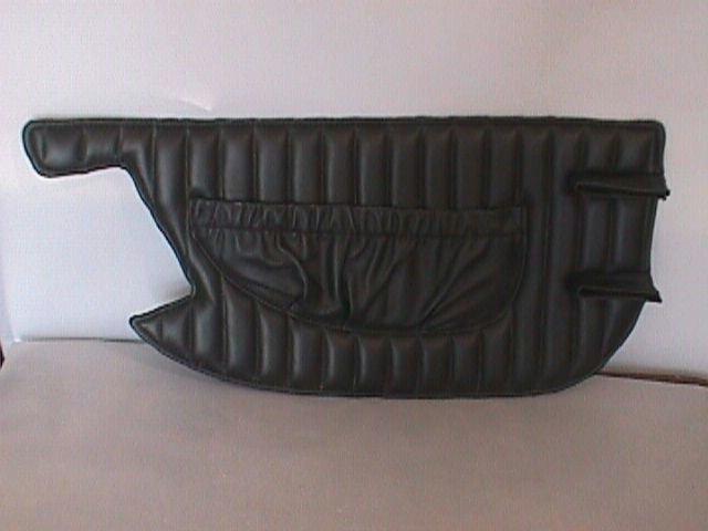 Door Panels Leather Upholstered Shelby Cobra Replica