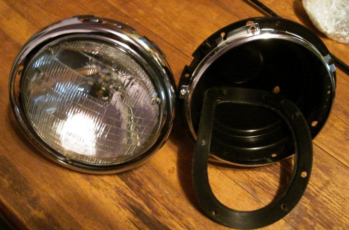 Lights Headllamp Assembly Ac Shelby Cobra Replica Other