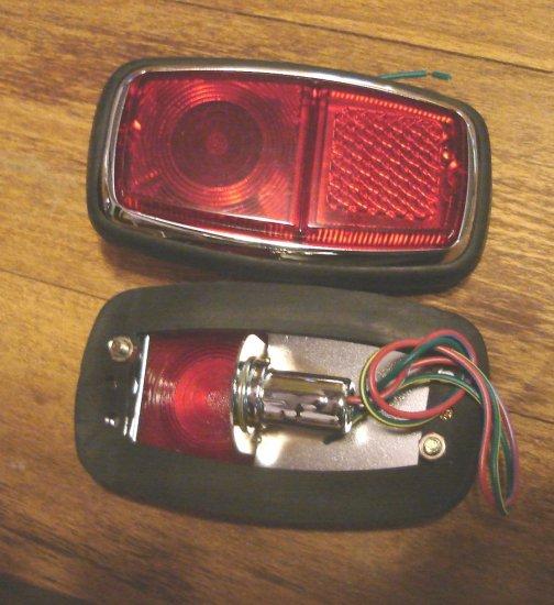 Lights Tail Rectangular AC Shelby Cobra Replica HotRod