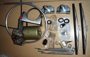 Windshield Wiper Assembly Shelby Cobra Replica Hot Rod