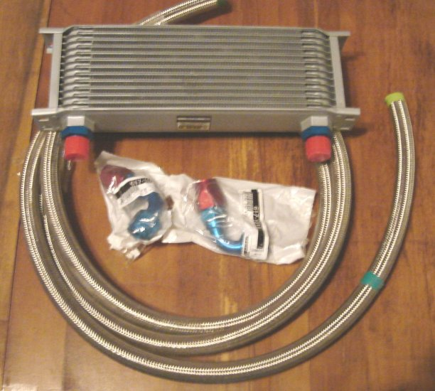 Oil Cooler Kit AC Shelby Cobra Replica
