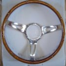 Steering Wheel Shelby Cobra Replica 9 Bolt BRAND NEW