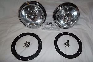 Lights Headlamp Kit Shelby Cobra AC Mini Triumph VW MG Jaguar Austin Halogen H4