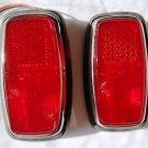 Lights Lamp Tail Rectangular LED AC Shelby Cobra Replica  Hot Rod ACE Kit Car