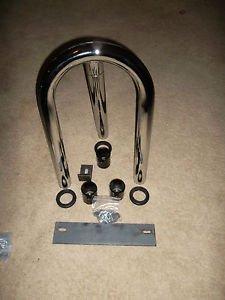 Roll Bar Chromed AC Shelby Cobra Replica Passenger Side 289 427 ACE Kit Car