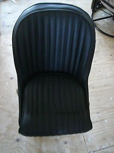 Seats Vinyl Cobra replica Hot Rod Kit Car Rat Rod Pair