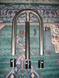 Roll Bar Bare Steel AC Shelby Cobra Replica Passenger Side Kit Car